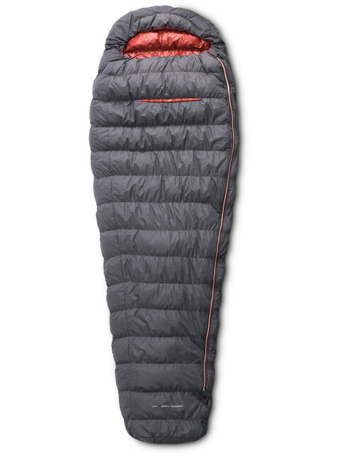 Yeti Shadow 300 Sleeping Bag L ash coal/garnet